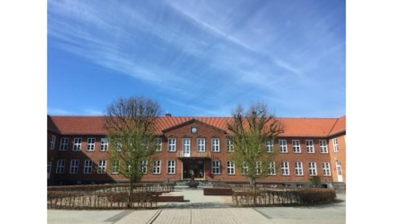 Kräutergarten für die Schule