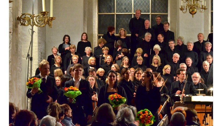 J.S. Bach MESSE h-moll in St. Aegidien, November 2017
