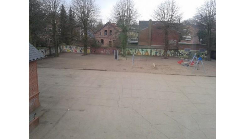 Neugestaltung Schulhof II