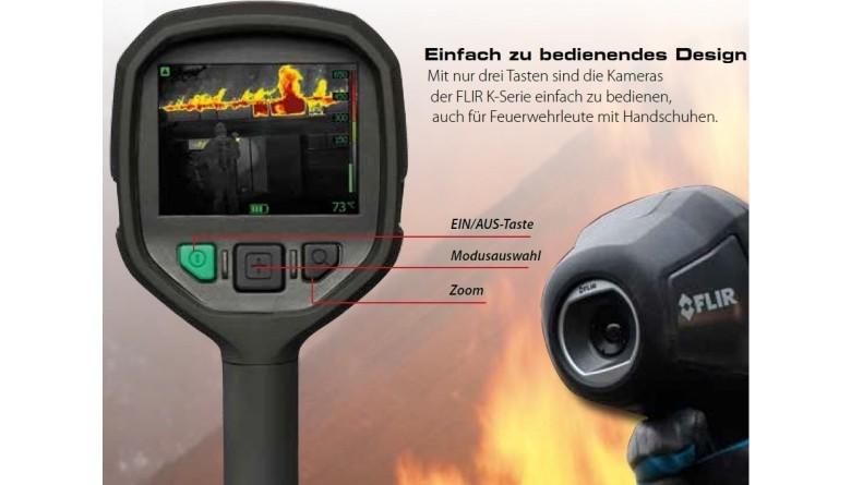 Wärmebildkamera für die Freiwillige Feuerwehr Schafstedt