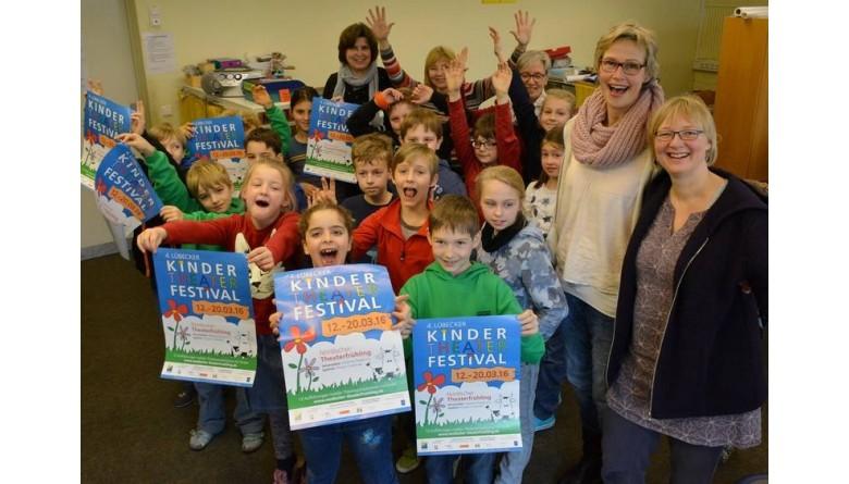 Theaterpädagogische Workshops für das 5. Lübecker Kindertheaterfestival