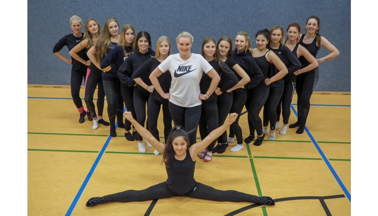 Cheerleading in Risum-Lindholm - Frisia Valkyries