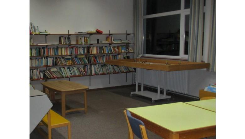 Neue Bücherei der Hermann-Neuton-Paulsen-Schule