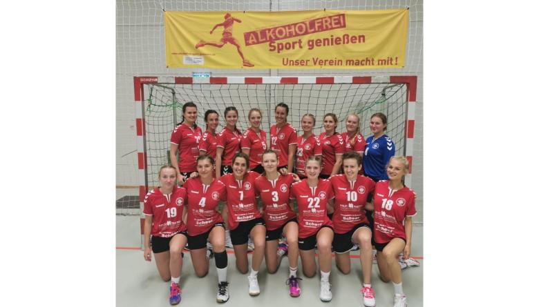 Softshelljacken für unser Handballoutdoortraining