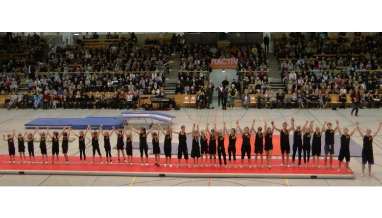 AcroLiner - Akrobatik zwischen Himmel & Erde! Sport verbindet uns erfolgreich!