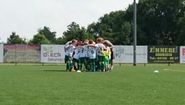 G-Jugend des Heidgrabener SV -