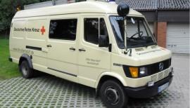 Leben retten - Digitalfunkgeräte für ein Einsatzfahrzeug des DRK Albersdorf 2