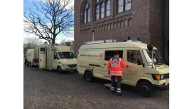 Leben retten - Digitalfunkgeräte für ein Einsatzfahrzeug des DRK Albersdorf 3