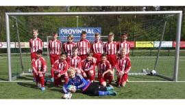 Allwetter-Trainingsbekleidung für die 1. D-Jugend Fußball der SV Lieth