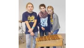 Musikinstrumente für die Hahnheide-Schule