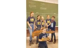 Musikinstrumente für die Hahnheide-Schule 2