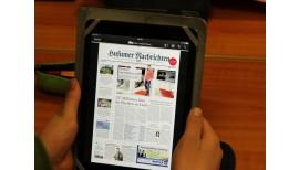 iPads für die Sekundarstufe der Grund- und Gemeinschaftsschule Viöl-Ohrstedt-Haselund 2