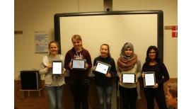 iPads für die Sekundarstufe der Grund- und Gemeinschaftsschule Viöl-Ohrstedt-Haselund 4