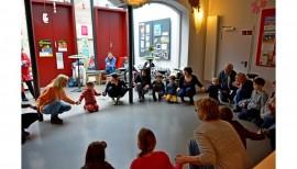 Theaterpädagogische Workshops für das 5. Lübecker Kindertheaterfestival 3
