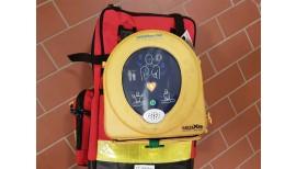 Defibrillator für die Freiwillige Feuerwehr Garding 3