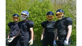American Football in Nordfriesland 2