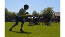 American Football in Nordfriesland 3