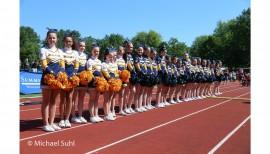 Neue Uniformen für die Maniacs Cheerleader 4