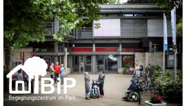 Begegnungszentrum im Park