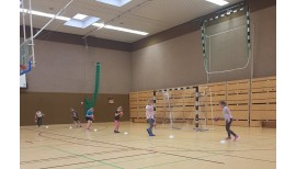 Trikots für Handballjugendmannschaften des BSV Kisdorf 2