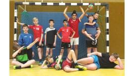 Trikots für Handballjugendmannschaften des BSV Kisdorf 3
