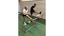 Neue Hürden für die Leichtathleten 2