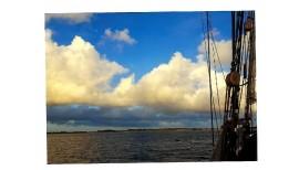 Schüler segeln auf der Ostsee 2