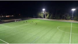 Neue Flutlichtanlage für den TSV Oldenswort 3