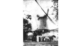 Restaurierungmaßnahmen an der Riepenburger Mühle in Hamburg - Kirchwerder 2