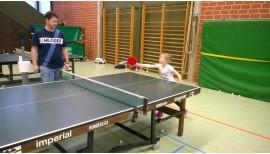 Neue Tischtennisplatten für unsere Jugendabteilung