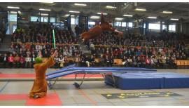 AcroLiner - Akrobatik zwischen Himmel & Erde! Sport verbindet uns erfolgreich! 3