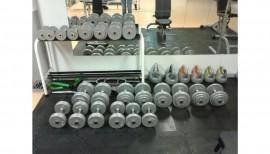1 neues Trainingsgerät für unser Fitness - Studio pro Gesundheit