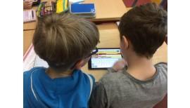Eingliederung der Flüchtlingskinder ins Schulleben 1