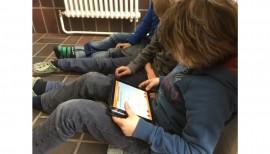 Eingliederung der Flüchtlingskinder ins Schulleben 3