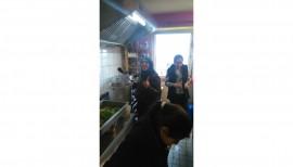Frauencafe im Solizentrum der Walli 3