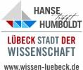 Logo Hansestadt Lübeck/ Wissenschaftsmanagement Lübeck