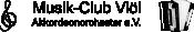 Logo Musik-Club Viöl Akkordeonorchester e.V.