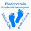Logo Rebecca Baumeyer, 1. Vorsitzende des Fördervereins der Grundschule Hemmingstedt e.V.