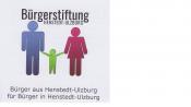Logo Bürgerstiftung Henstedt-Ulzburg in Kooperation mit der Olzeborgschule